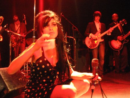 Amy Winehouse - a Great Talent Gone